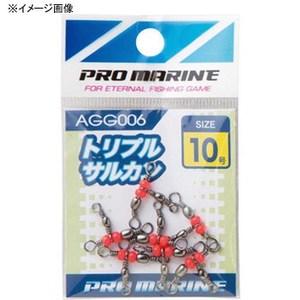 プロマリン(PRO MARINE) トリプルサルカン AGG006
