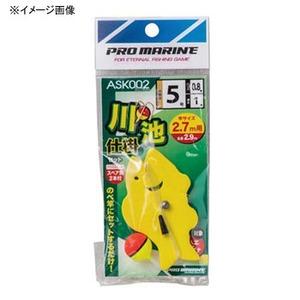 プロマリン(PRO MARINE) ASK002 川池仕掛けセット 3.6m竿用
