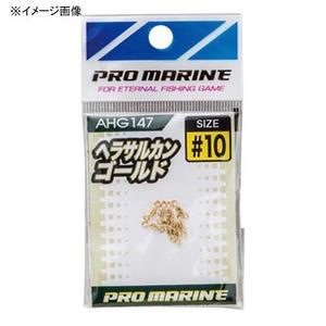 プロマリン(PRO MARINE) ヘラサルカン 12 ゴールド AHG147