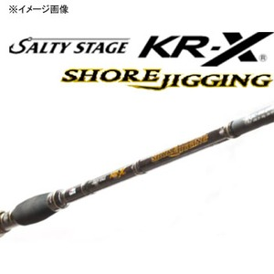 アブガルシア(Abu Garcia) ソルティーステージ KR-X ショアジギング SXJC-962MH60-KR 1343941 9フィート~10フィート未満