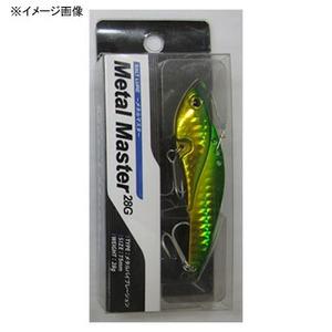 ベイシックジャパン Metal Master(メタルマスター) 21g グリーンゴールド ct80383