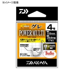ダイワ(Daiwa) D-MAX グレSS パワーマルチ 6号 07113333