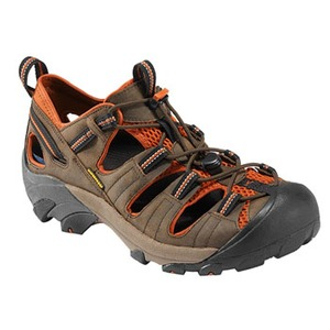 【送料無料】KEEN(キーン) ARROYO II Men's 9/27.0cm BLACK OLIVExBOMBAY BROWN 1008419