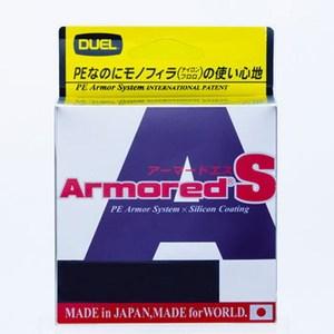 デュエル(DUEL) ARMORED S 100M 0.2号 CG(カモフラージュグリーン) H4040-CG