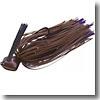 キャスティングジグ シリコンラバーモデル3/8oz#104 ブラウン・パープル
