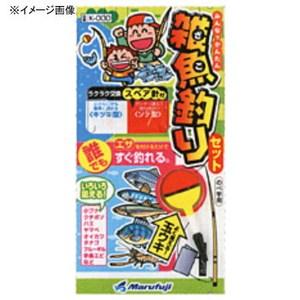 マルフジ 雑魚釣りセット 1.8m K-051