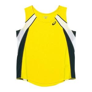 アシックス(asics) XT2036 W'Sランニングシャツ M 04(イエロー)