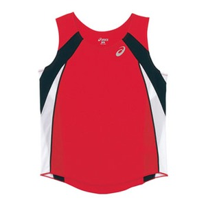 アシックス(asics) XT2036 W'Sランニングシャツ S 23(レッド)