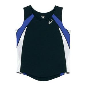アシックス(asics) XT2036 W'Sランニングシャツ L 90(ブラック)