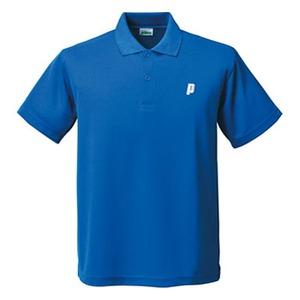 プリンス(Prince) DWS-TMU122T Uni ゲームシャツ SS (124)ロイヤルブルー