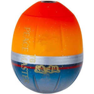 デュエル(DUEL) TG ピースマスター 遠投 M 3B SO シャイニングオレンジ G1341-SO