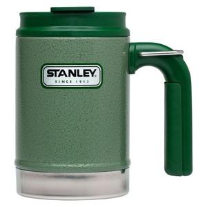 STANLEY(スタンレー) Classic Vacuum Camp Mug クラシック真空スチールキャンプマグ 01693-007 ステンレス製マグカップ