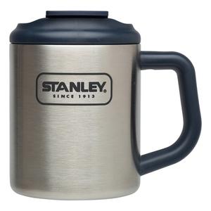 STANLEY(スタンレー) Steel Camp Mug スチールキャンプマグ 01697-001 ステンレス製マグカップ