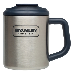 STANLEY(スタンレー)Steel Camp Mug スチールキャンプマグ