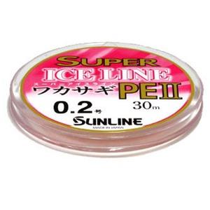 サンライン(SUNLINE) スーパーアイスライン ワカサギPEII 30m