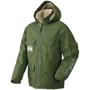 ロゴス(LOGOS) 防水防寒ジャケット ウォリー 30791571 防寒レインジャケット