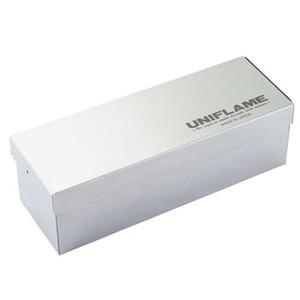 ユニフレーム(UNIFLAME) キャニスターメタルケース3 662830 調味料入れ