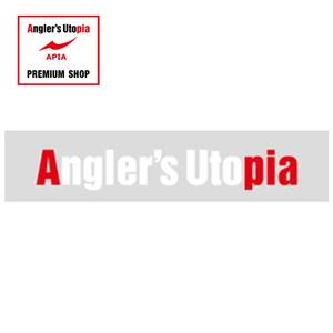 アピア(APIA) 2012 Angler's Utopia カッティングシート ステッカー