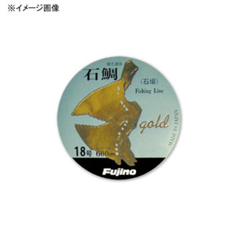 フジノナイロン 石鯛ゴールド 170m 18号 ペールホワイト I-22