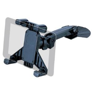 カーメイト(CAR MATE) タブレットホルダー ダッシュボード用 BLACK(ブラック) ME41