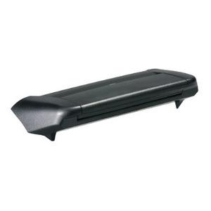 カーメイト(CAR MATE) N BOX専用 ナビバイザー&スマホホルダー BLACK(ブラック) NZ539