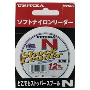 ユニチカ(UNITIKA) シルーバースレッド Mini ショックリーダーN 06410