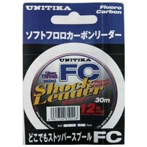 ユニチカ(UNITIKA) シルーバースレッド Mini ショックリーダーFC 06420