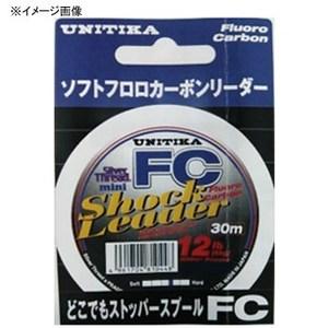 ユニチカ(UNITIKA) シルーバースレッド Mini ショックリーダーFC 06423