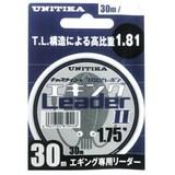 ユニチカ(UNITIKA) キャスライン エギングリーダーII 30m 06501 エギング用ショックリーダー