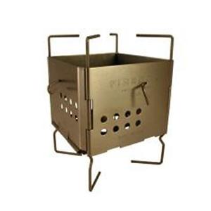 ファイヤーボックス(Firebox)ナノ ストーブ チタン