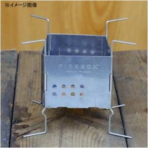 ファイヤーボックス(Firebox)ナノ ストーブ
