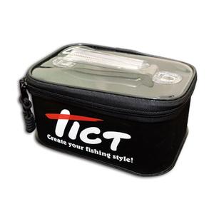 TICT(ティクト) コンパクトハンディケース ブラック