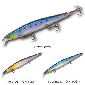 Rapala(ラパラ) マックスラップ ロングレンジミノー 120mm FBSRD(フレーク×イワシ) MXLM12-FBSRD