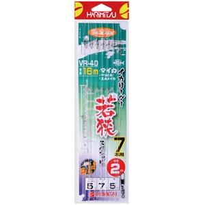 ハリミツ イカリーダー若狭スペシャル7本 VR-40