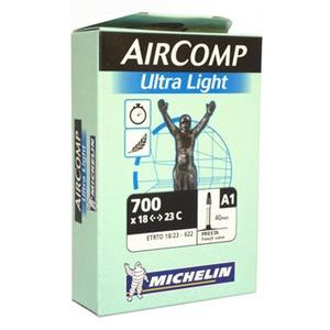ミシュラン AIR COMP ULTRA LIGHT 40mm 仏式 700C A1COMP18-23-40