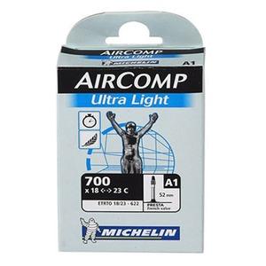 ミシュラン AIR COMP ULTRA LIGHT 52mm 仏式 700C A1COMP18-23-52
