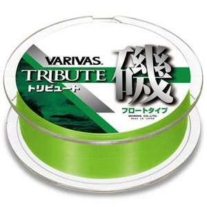 モーリス(MORRIS) バリバス トリビュート 磯 フロート 150m 1.75号 フラッシュグリーン