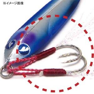 BlueBlue(ブルーブルー)シーライド交換用オリジナルアシストフック(ティンセル付き)