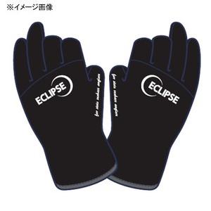 ECLIPSE(エクリプス) タイタニュームグローブ 3フィンガーレス XL