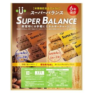 株式会社ユニーク総合防災 スーパーバランス SUPER-BALANCE 6YEAR 20袋入り