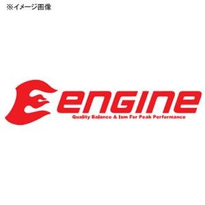 engine(エンジン)ENGINE オフィシャルロゴデカル