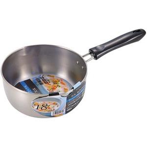 パール金属 デイズキッチン ステンレス製行平鍋 18cm H-5172