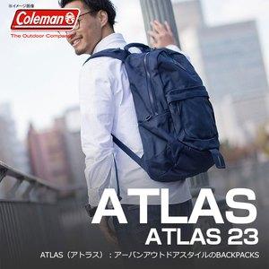 【送料無料】Coleman(コールマン) 【ATLAS/アトラス】アトラス23/ATLAS23 23L ネイビー 2000021658