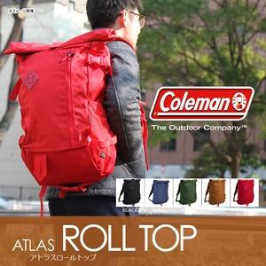 【送料無料】Coleman(コールマン) 【ATLAS/アトラス】アトラスロールトップ/ATLAS ROLL TOP 33L レッド 2000021722