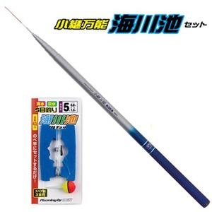 OGK(大阪漁具) 小継万能海川池セット 360 KBUKIS360 渓流竿・渓流竿セット