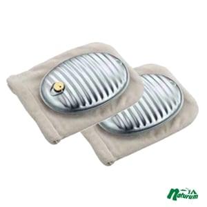 マルカ 湯たんぽA2.5袋付x2 【お得な2点セット】 2.5L 022524