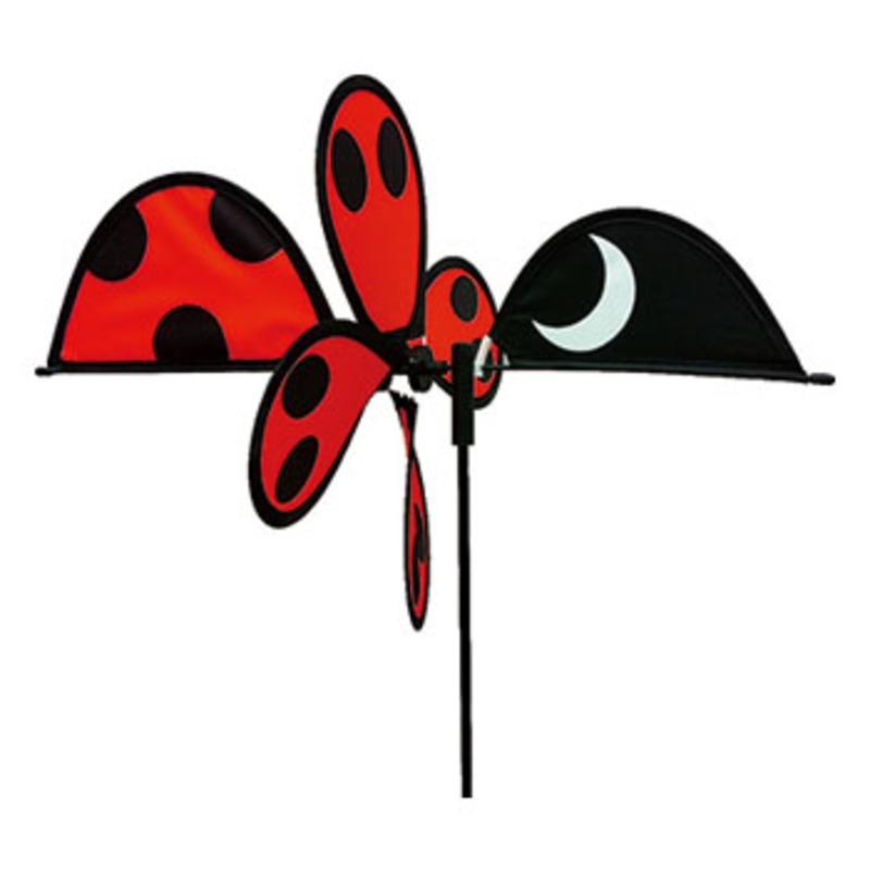 windspinner(ウィンドスピナー) レディバグスピナー