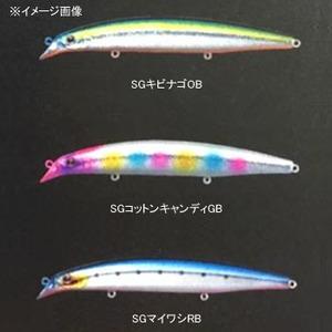 ダイワ(Daiwa) ショアラインシャイナーZ バーティス S 04825606 ミノー(リップレス)
