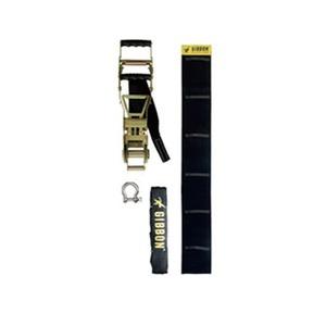 【送料無料】GIBBON(ギボン) TRICK TENSION ANCHOR_XXL RATCHET ブラック A020601