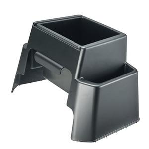 カーメイト(CAR MATE) ノア・ヴォクシー専用(ZRR8#/ZRR8#G/ZWR80G系) ゴミ箱 NZ548 収納ケース・ハンガー